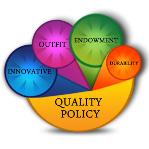 quality policy dubai