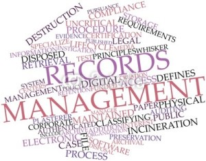 record management