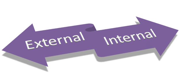 "internal vs external change leaders essay The difference between internal and external between ""internal locus of control"" and ""external locus of control feel they are leaders."