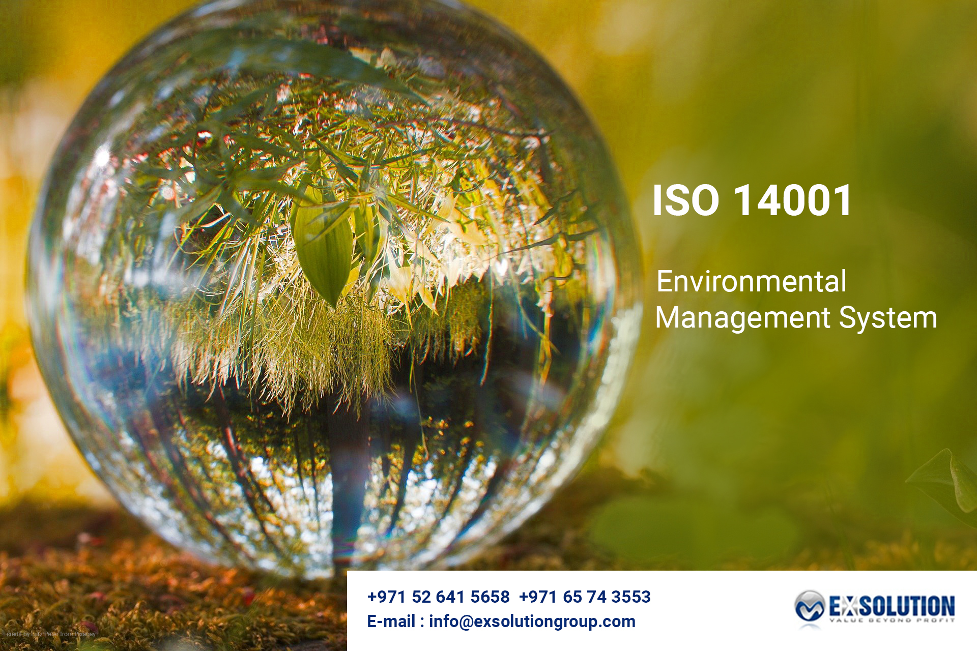 ISO 14001 Environmental Management System
