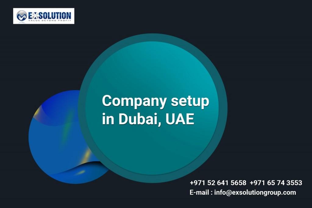 Company setup in Dubai, UAE